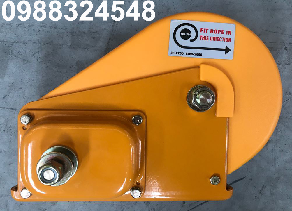 Tời quay tay Tiger BHW-2600