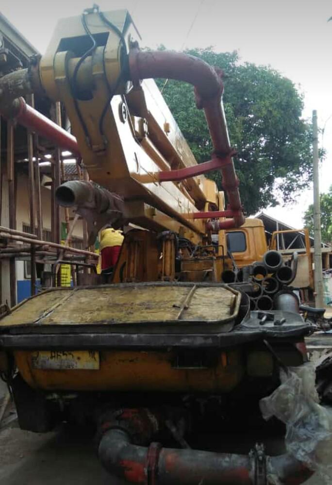 total harga readymix dan sewa pompa beton untuk cor dak rumah