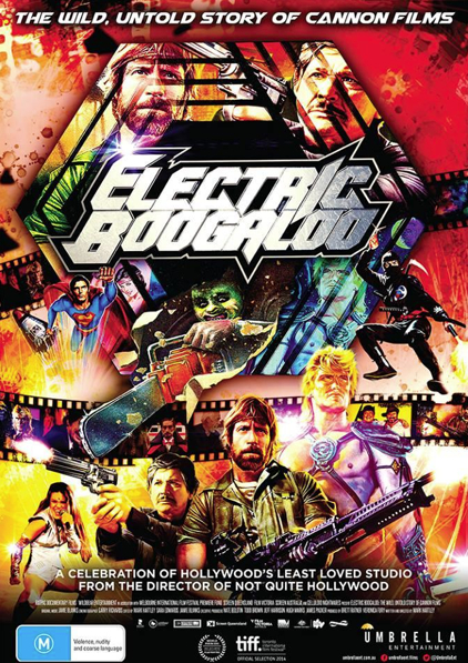 Electric Boogaloo poster