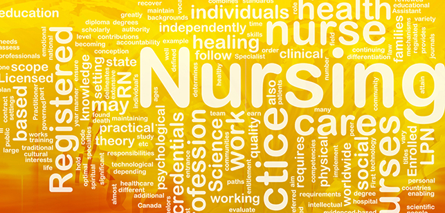 nursing as a profession of choice Nursing is a health care profession that involves taking care of another person in which a person needs the formal education and training in the art of science of.