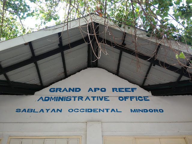 Grand Apo Reef Administration Office
