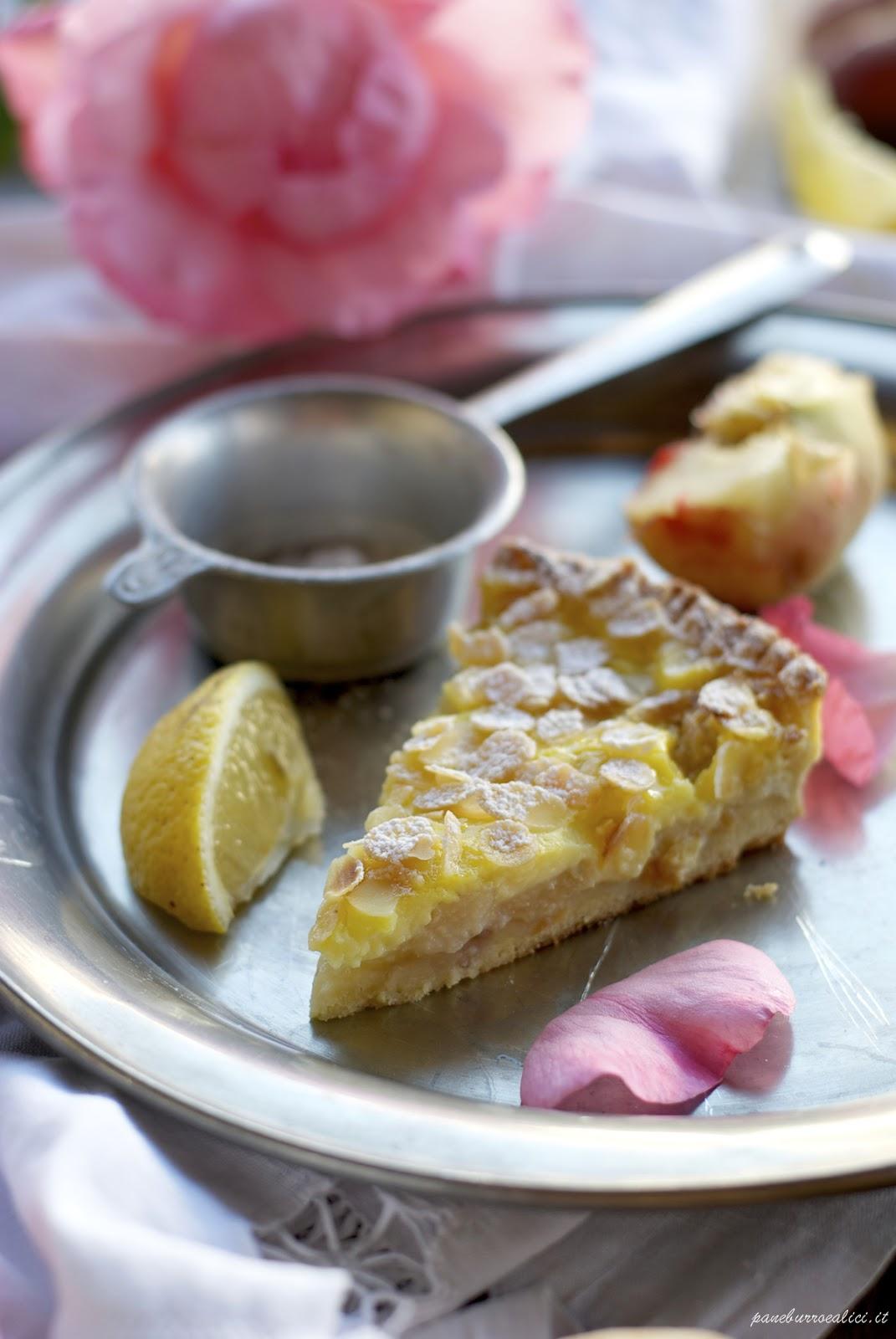 Pane burro e alici crostata al limone con pesche tabacchiere for Periodo potatura limone