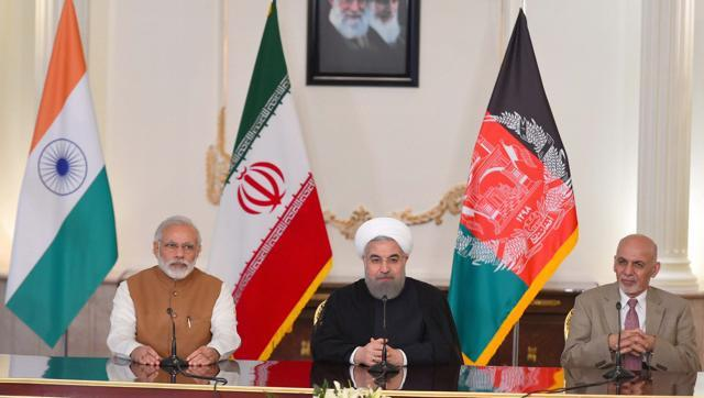 india-iran-afghanistan-sign-historic-Chabahar-Port-Agreement