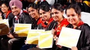 Highest Enrollment in higher education institutes of UP