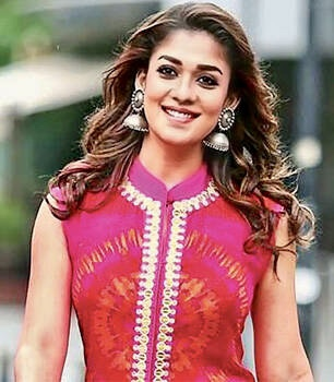 Nayanthara Action Actress