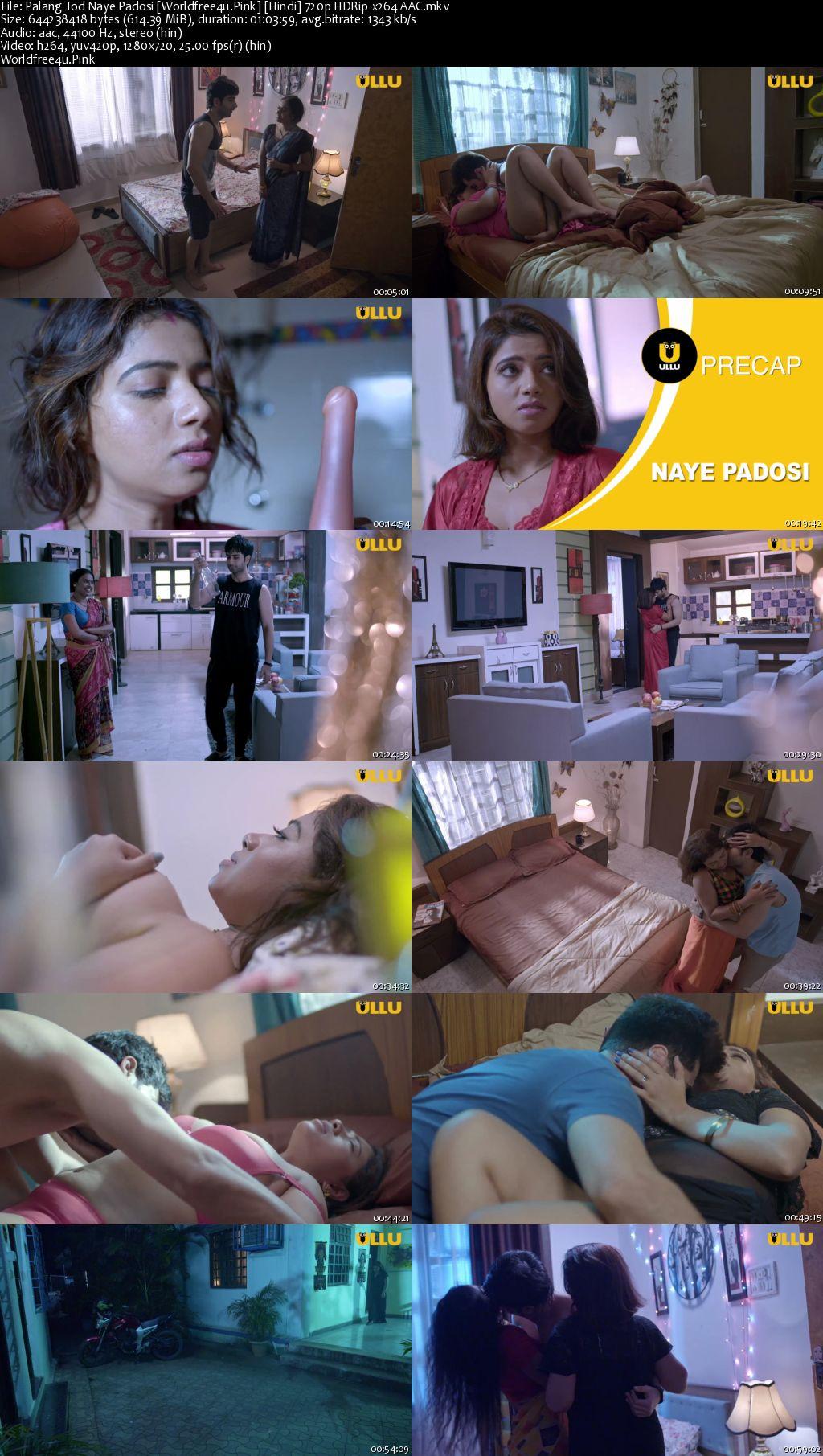 Palang Tod: Naye Padosi 2021 Hindi Episode HDRip 720p
