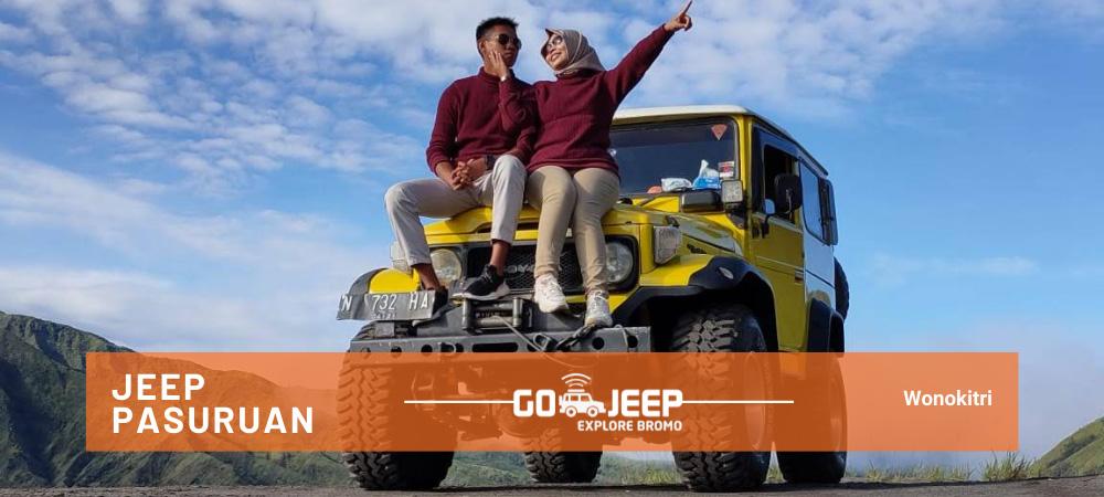 sewa jeep wisata gunung bromo dari kota Pasuruan