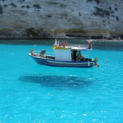 Levitating Boat