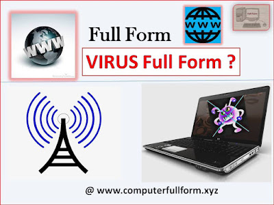 What Is Full form Of Virus