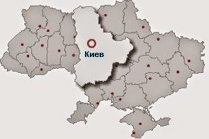 Архив спортивных карт Украины по ориентированию