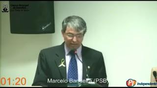 Presidente da Câmara Municipal de Guarabira  manda recado para Renato Meireles