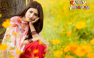 Shruti Hassan Ramiya Vastavaiya Movie