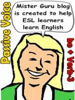 English Dialogue With Passive Voice