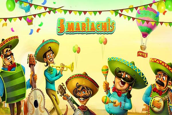 Main Gratis Slot Demo 5 Mariachis Habanero