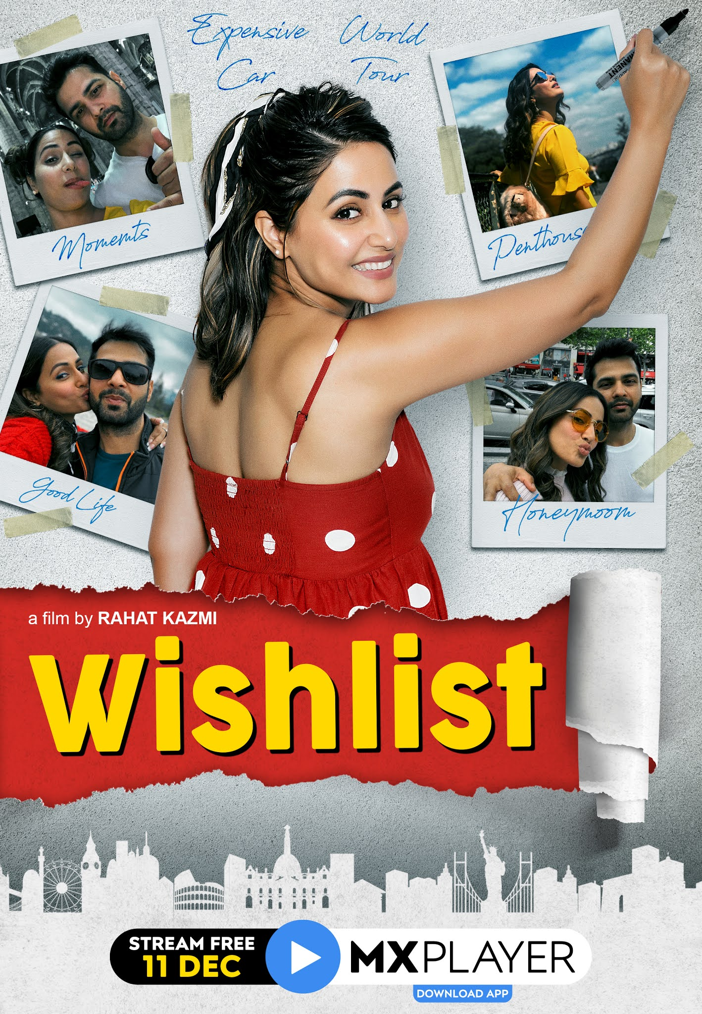 Download Wishlist (Season 1) Hindi Complete MX Original WEB Series 480p | 720p