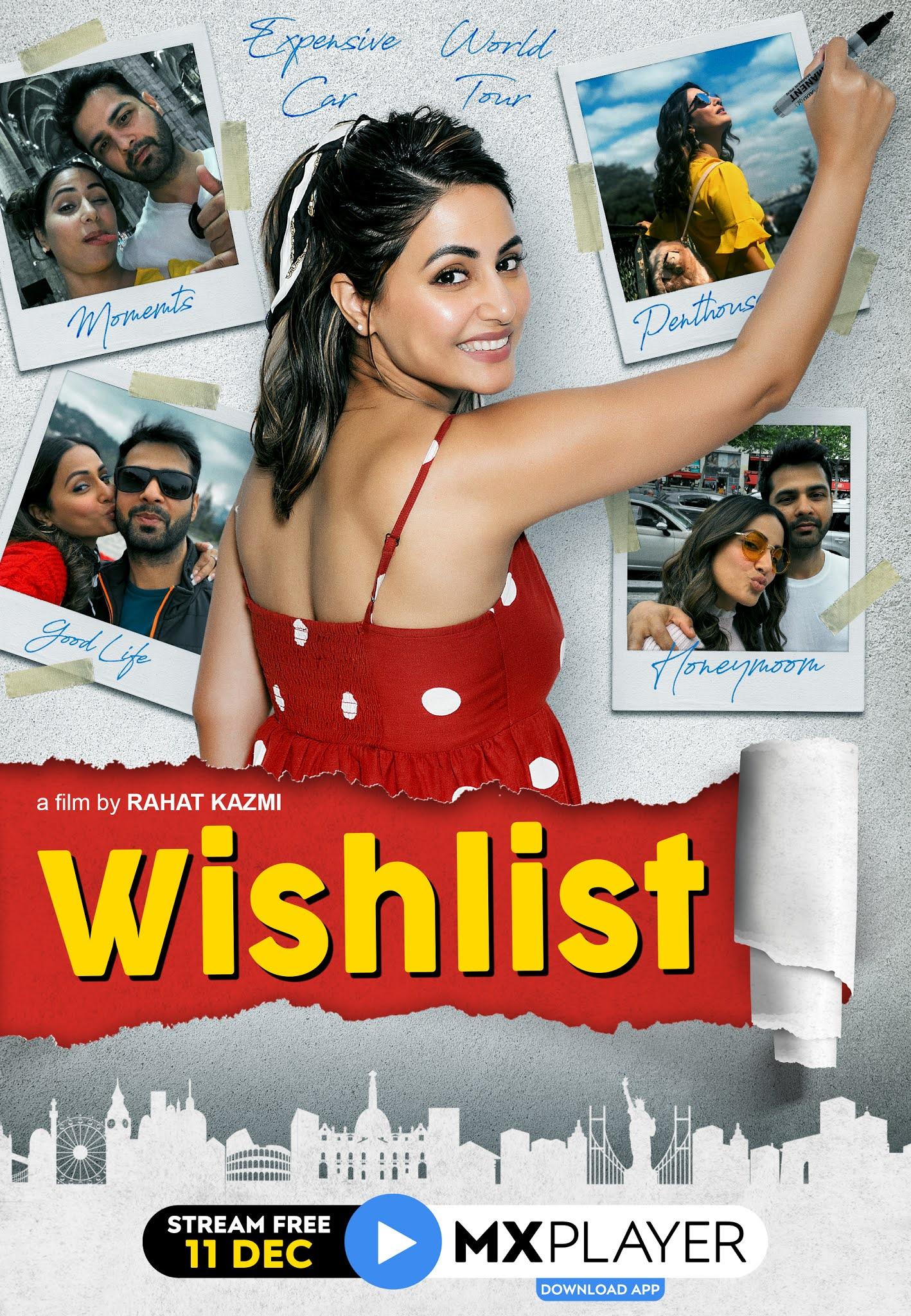 Download Wishlist (Season 1) Hindi Complete MX Original WEB Series 480p   720p