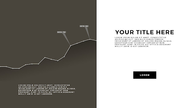 Free Infographic PowerPoint Template with Editable Data chart Slide 4
