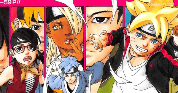 Boruto Manga - Kematian Hokage Naruto - New penjahat Kawaki