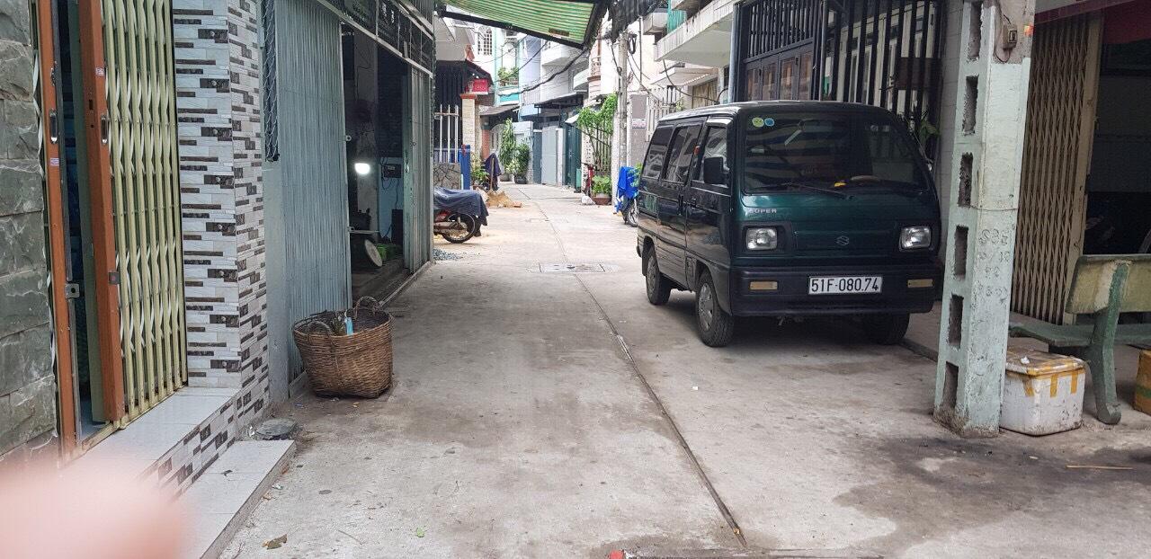 Bán nhà Hẻm xe hơi 116 Thiên Phước phường 9 quận Tân Bình. Dt 4x13m