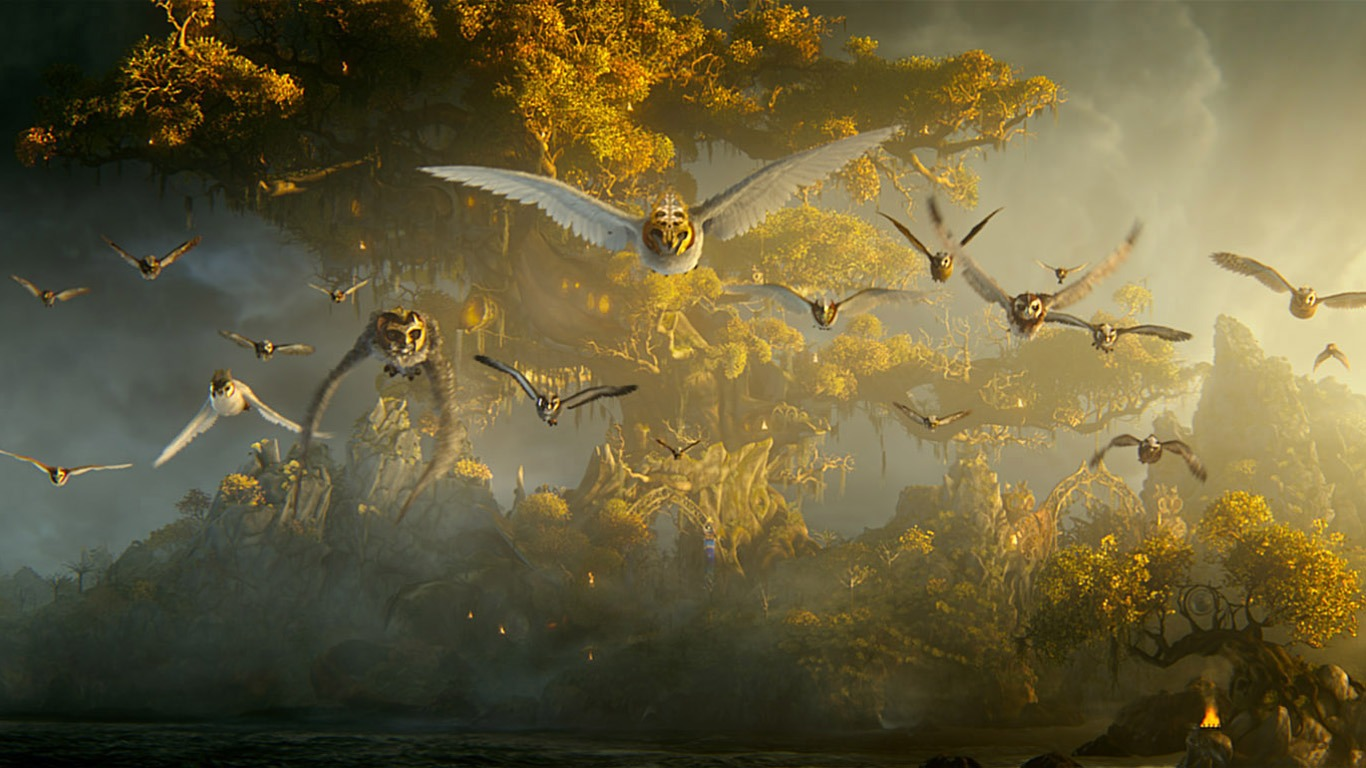 Movie Picture Legend Of The Guardians The Owls Of Ga