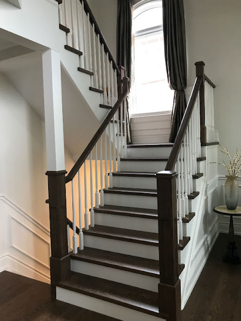 Oakville Staircase Refinishing