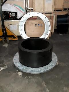 Stub End Hdpe Dn 630 mm