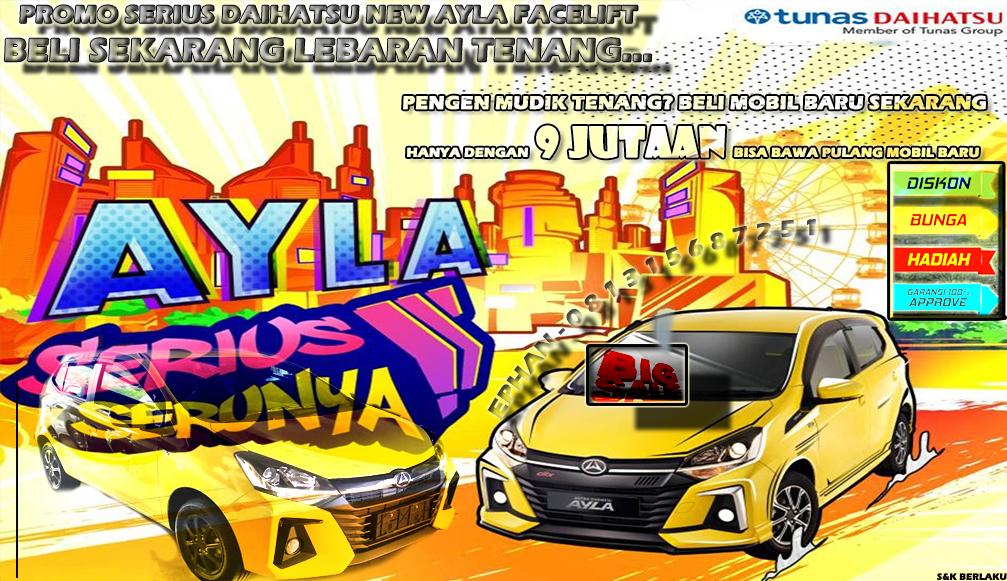 1.2 r mt 2021, daihatsu ayla 2021, daihatsu ayla facelift 2021,. Daftar Harga Promo Daihatsu New Ayla Facelift 2020 - Portal Online Jual Kendaraan Daihatsu