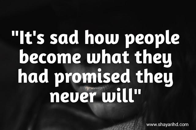 Sad Quotes |  Sad Quotes on Love | sad love quotes