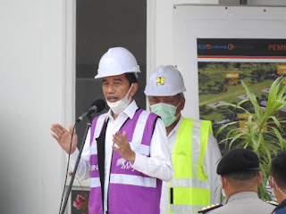 Kapolda Kepri Irjen Pol Andap Budhi Revianto,SIK, Sambut Kunker Presiden RI Ke Pulau Galang, Batam