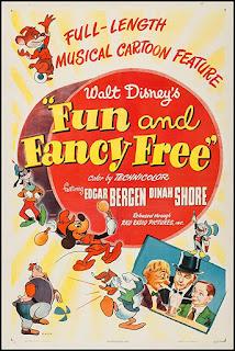 私とカートゥーンと鈴と。: ファン・アンド・ファンシー・フリー Fun ...
