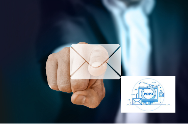 Cara Konfigurasi Email Manual POP3 Di Outlook