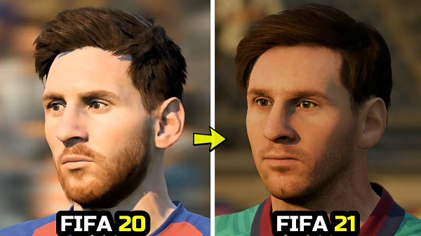 Graphics: FIFA 21 vs FIFA 20
