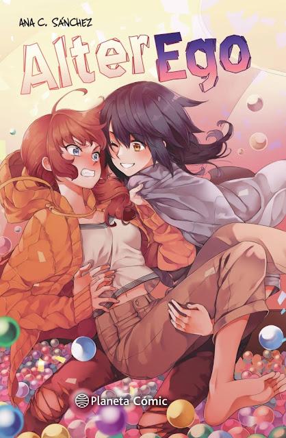Review del manga Alter Ego de Ana C. Sanchez - Planeta
