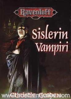 Christie Golden – Ravenloft 1 - Sislerin Vampiri