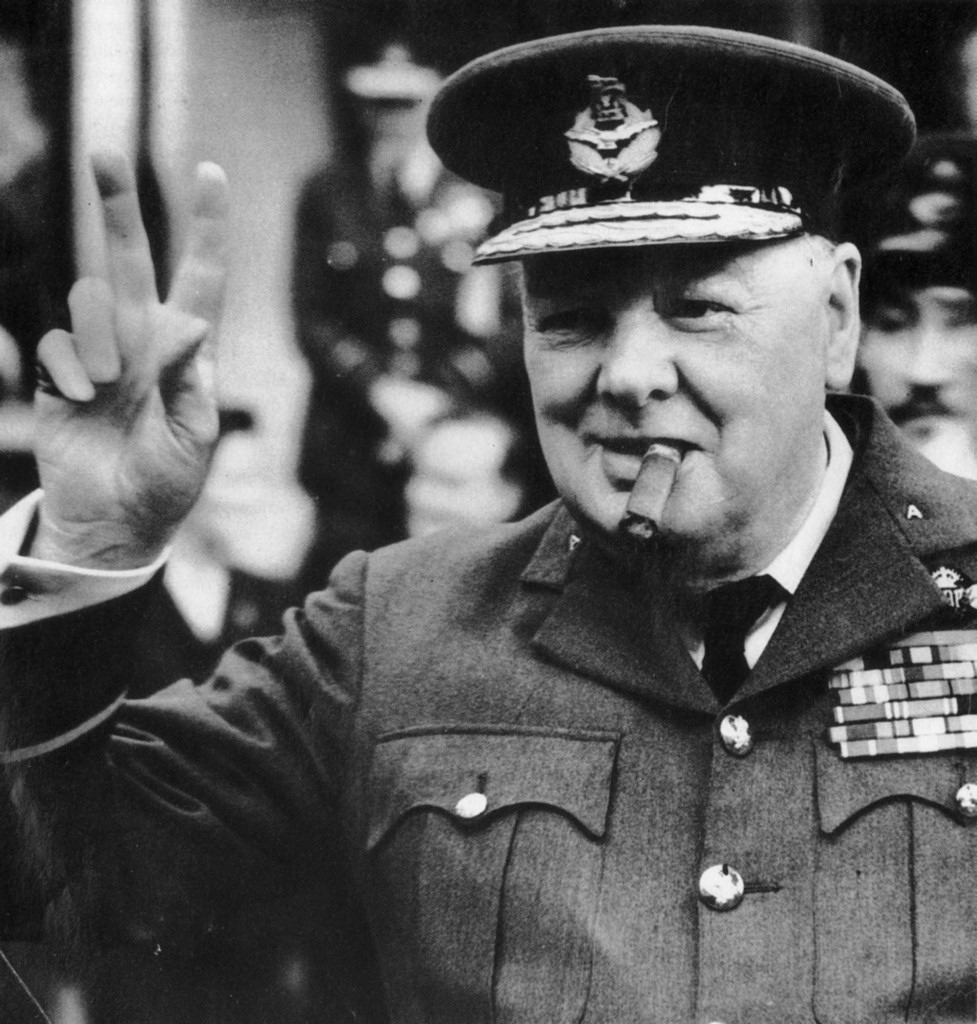 Avengers In Time 1965 News Winston Churchill Dies At