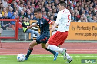 Alessandro Schöpf w Bayernie