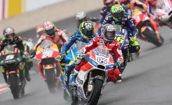 AGEN BOLA - Persaingan perebutan Ketat pada MotoGP 2017