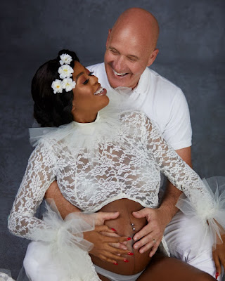 Mariam Adeyemi and husband John Timmer photos