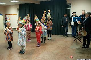 Carnaval en Lutxana