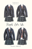 People Like Us by Dana Mele book cover and review
