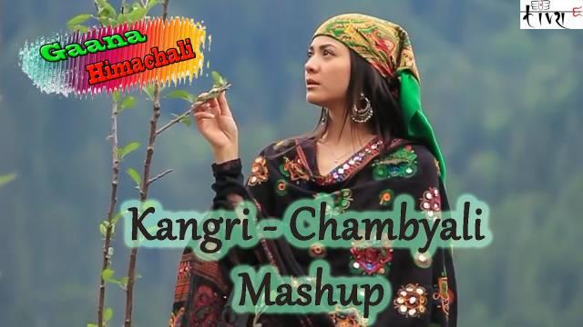 TIVRA - Kangri Chambyali Mashup mp3 Download - Himachali Folk