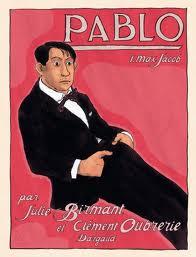 Pablo, une bande dessinée de Clément Oubrerie et Julie Birmant