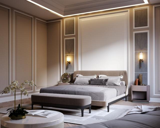 modern classic bedroom design ideas