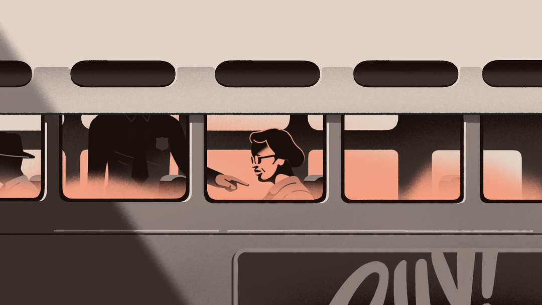 Throughout her life, Rosa Parks repeatedly challenged racial violence and the prejudiced systems protecting its perpetrators. But this work came at an enormous risk – and a personal price.