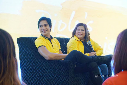 PIOLO PASCUAL ON KEEPING PROMISES