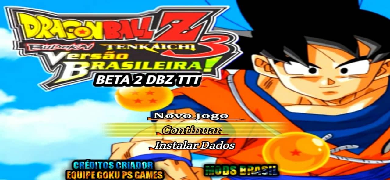 DBZ TTT Mod Brasileira