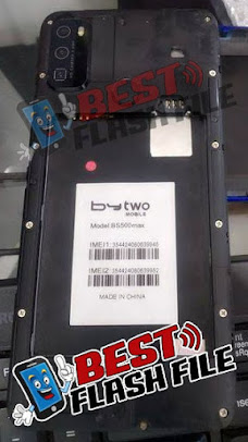 Bytwo BS500 Max Flash File (MT6580) Tested Firmware