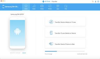 Cara Transfer File Android Ke Mac OS / Iphone