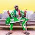 Davido Rocks PDP Customized Agbada As He Campains For His Uncle Isiaka Adeleke