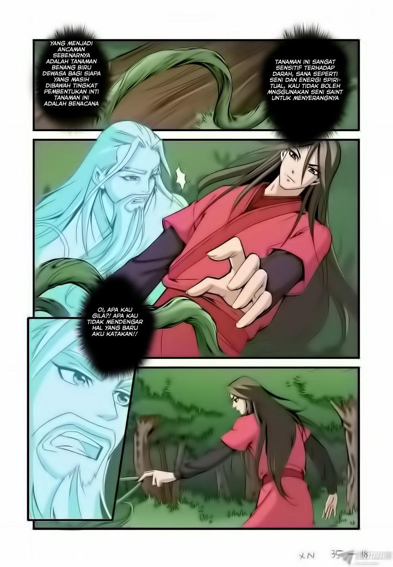 Xian Ni Chapter 35